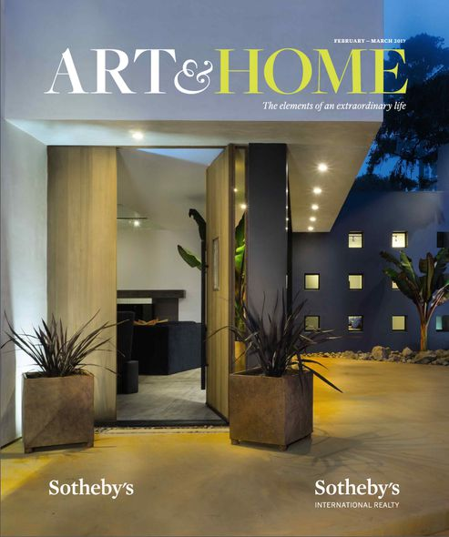 Publicity magazine ART & Home / Style